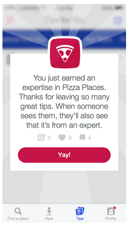 Backfiring-psychology-article-Foursquare pizza award via searchengineland.com